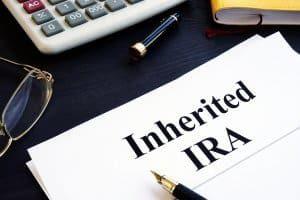 Best option for inherited ira
