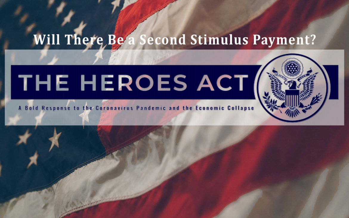 The-Heroes-Act-Second-Stimulus-Payment